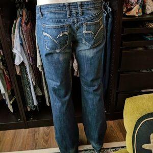 """Joe's Jeans Size 31 Cut J00672  32 1/2"""" Inseam"""